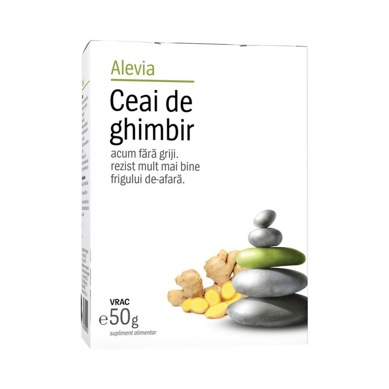 Ghimbir – Ceai de ghimbir