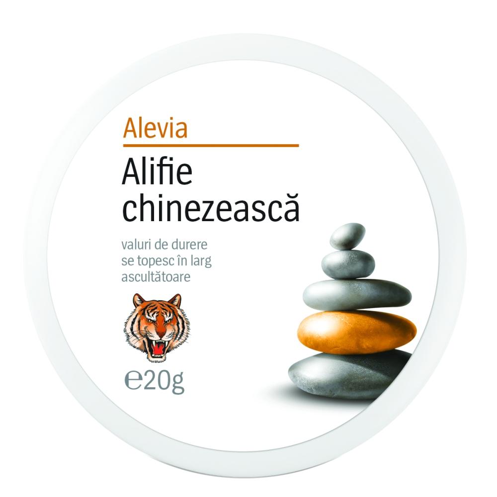Alifie chinezeasca pentru onicomicoza