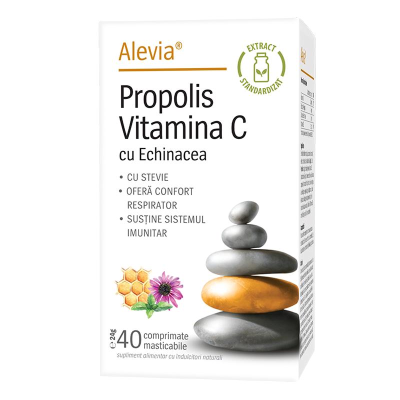 Propolis C-tare - Alevia | Sanavita